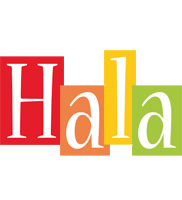 Hala colors logo