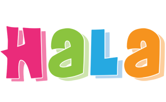 Hala friday logo