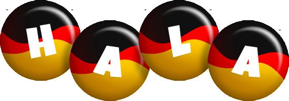 Hala german logo