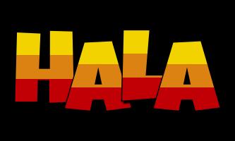 Hala jungle logo