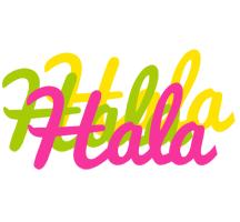 Hala sweets logo