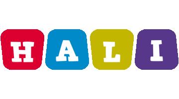 Hali kiddo logo