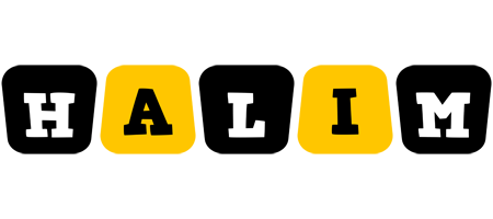 Halim boots logo