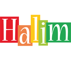 Halim colors logo