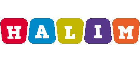 Halim daycare logo