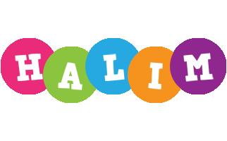 Halim friends logo