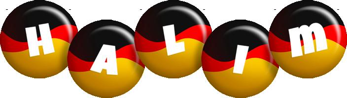 Halim german logo