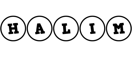 Halim handy logo