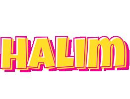 Halim kaboom logo