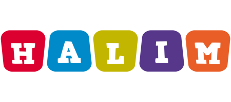 Halim kiddo logo