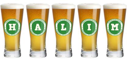Halim lager logo