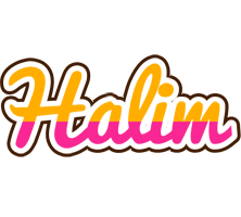 Halim smoothie logo