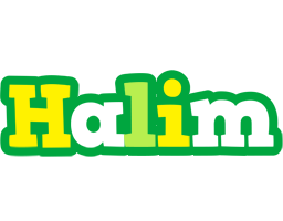 Halim soccer logo