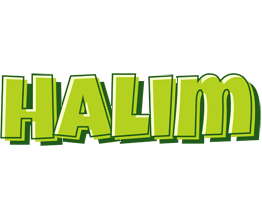 Halim summer logo