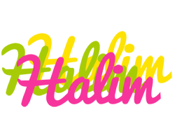 Halim sweets logo