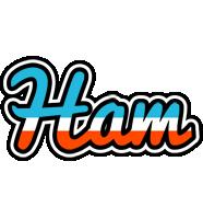 Ham america logo