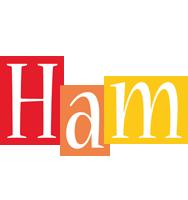 Ham colors logo