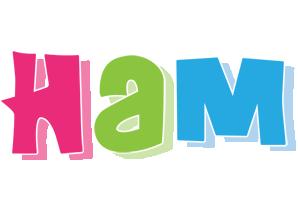 Ham friday logo