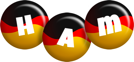 Ham german logo