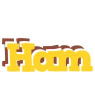 Ham hotcup logo