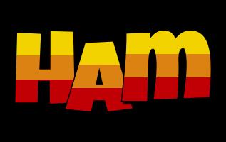 Ham jungle logo