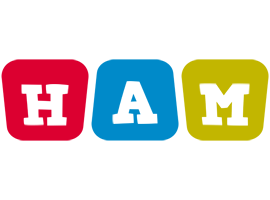 Ham kiddo logo