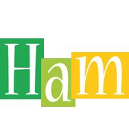 Ham lemonade logo