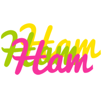 Ham sweets logo