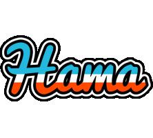 Hama america logo