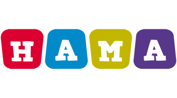 Hama daycare logo