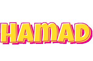 Hamad kaboom logo