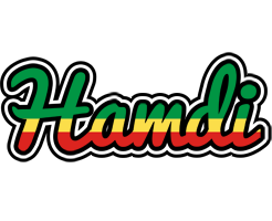 Hamdi african logo