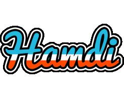 Hamdi america logo