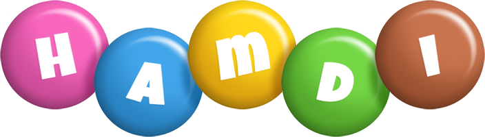 Hamdi candy logo