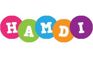 Hamdi friends logo