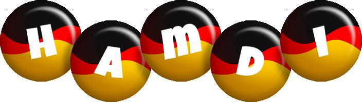 Hamdi german logo