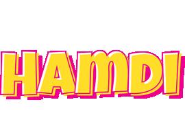 Hamdi kaboom logo