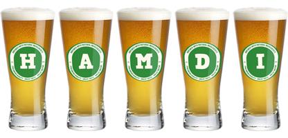 Hamdi lager logo