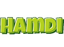 Hamdi summer logo