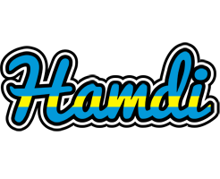 Hamdi sweden logo