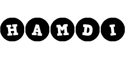 Hamdi tools logo