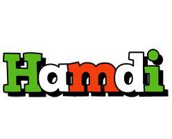 Hamdi venezia logo