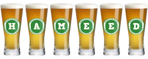 Hameed lager logo