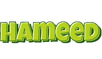Hameed summer logo