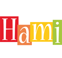 Hami colors logo