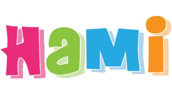 Hami friday logo
