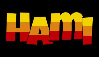 Hami jungle logo