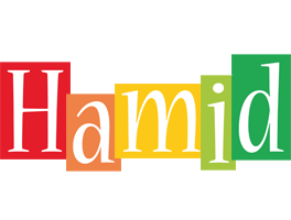 Hamid colors logo