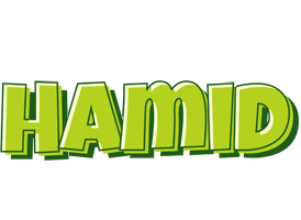 Hamid summer logo