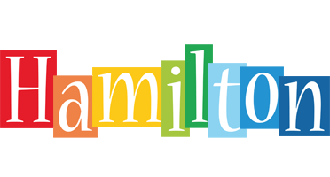 Hamilton colors logo